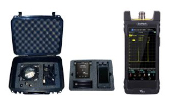 SiteHawk RF Antenna and Cable Analyzer – Aviation  Test Kit 7003A001‐4